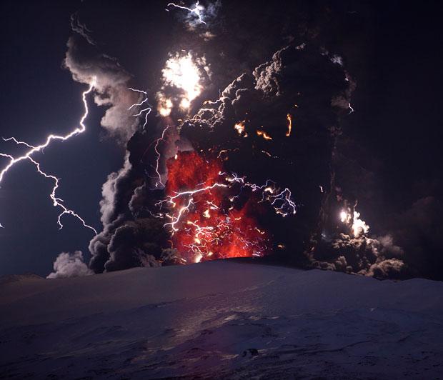 AMD Iceland Eyjafjallajokull
