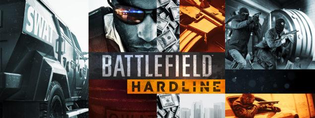 Battlefield Hardline Official Banner