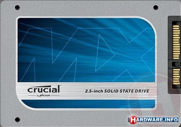 Crucial MX100 SSDs