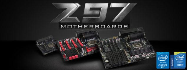 EVGA Z97 Motherboards