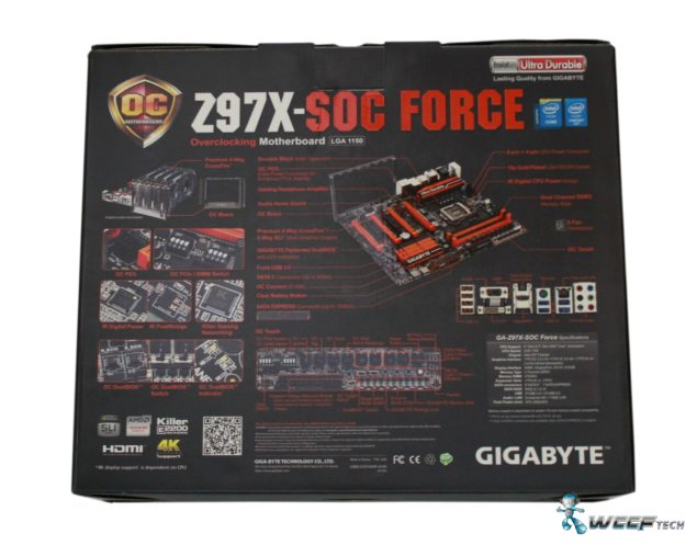 Gigabyte GA-Z97X-SOC FORCE_Back