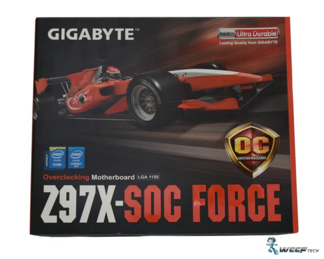 Gigabyte GA-Z97X-SOC FORCE_Box Front