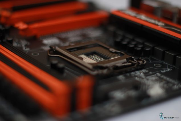Gigabyte GA-Z97X-SOC FORCE_LGA 1150 Socket