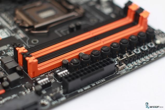 Gigabyte GA-Z97X-SOC FORCE_OC Panel
