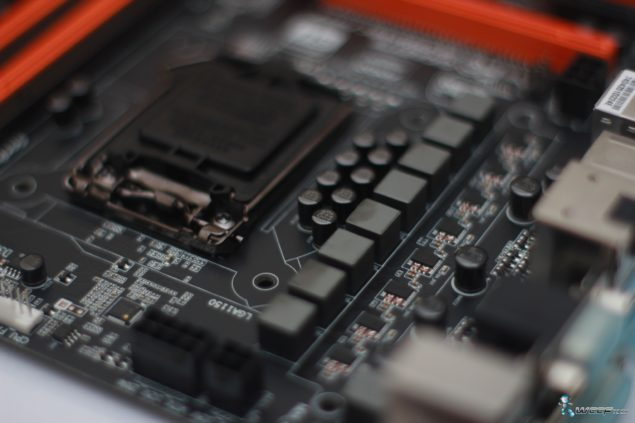 Gigabyte GA-Z97X-SOC FORCE_PWM