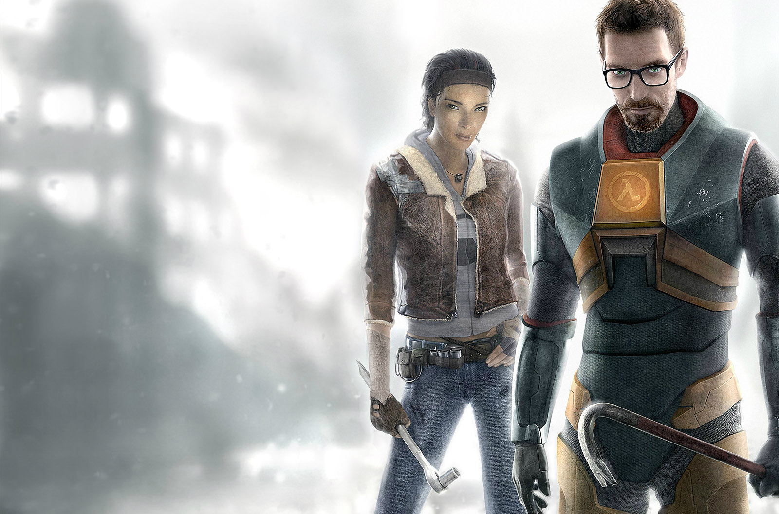 Half-Life 2 Coming to NVIDIA Shield - Game Teased with a