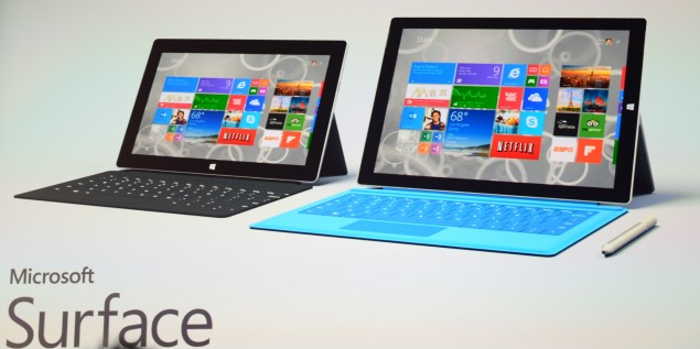 Microsoft Surface Pro 3 Banner