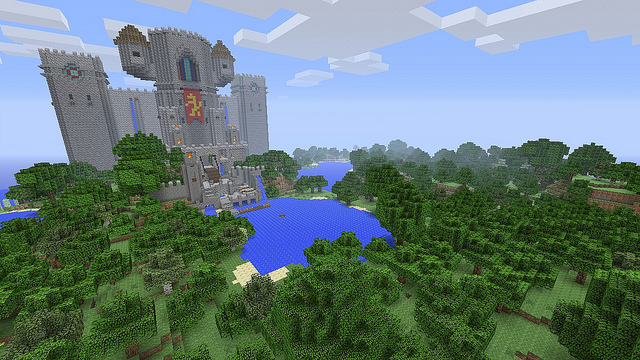 Official Minecraft PS4 vs PS3 and Xbox One vs Xbox 360