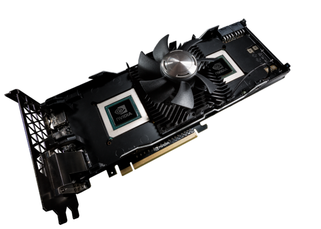 NVIDIA GeForce GTX Titan Z Cooling