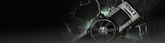 NVIDIA GeForce GTX Titan Z Header