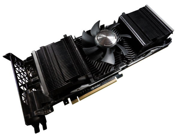 NVIDIA GeForce GTX Titan Z Heatsink