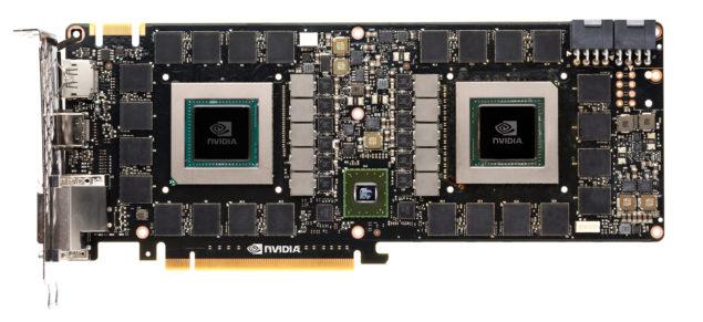 NVIDIA GeForce GTX Titan Z PCB