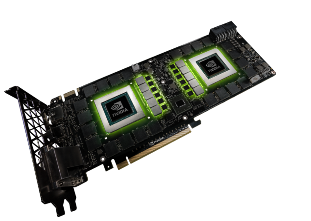 NVIDIA GeForce GTX Titan Z VRM
