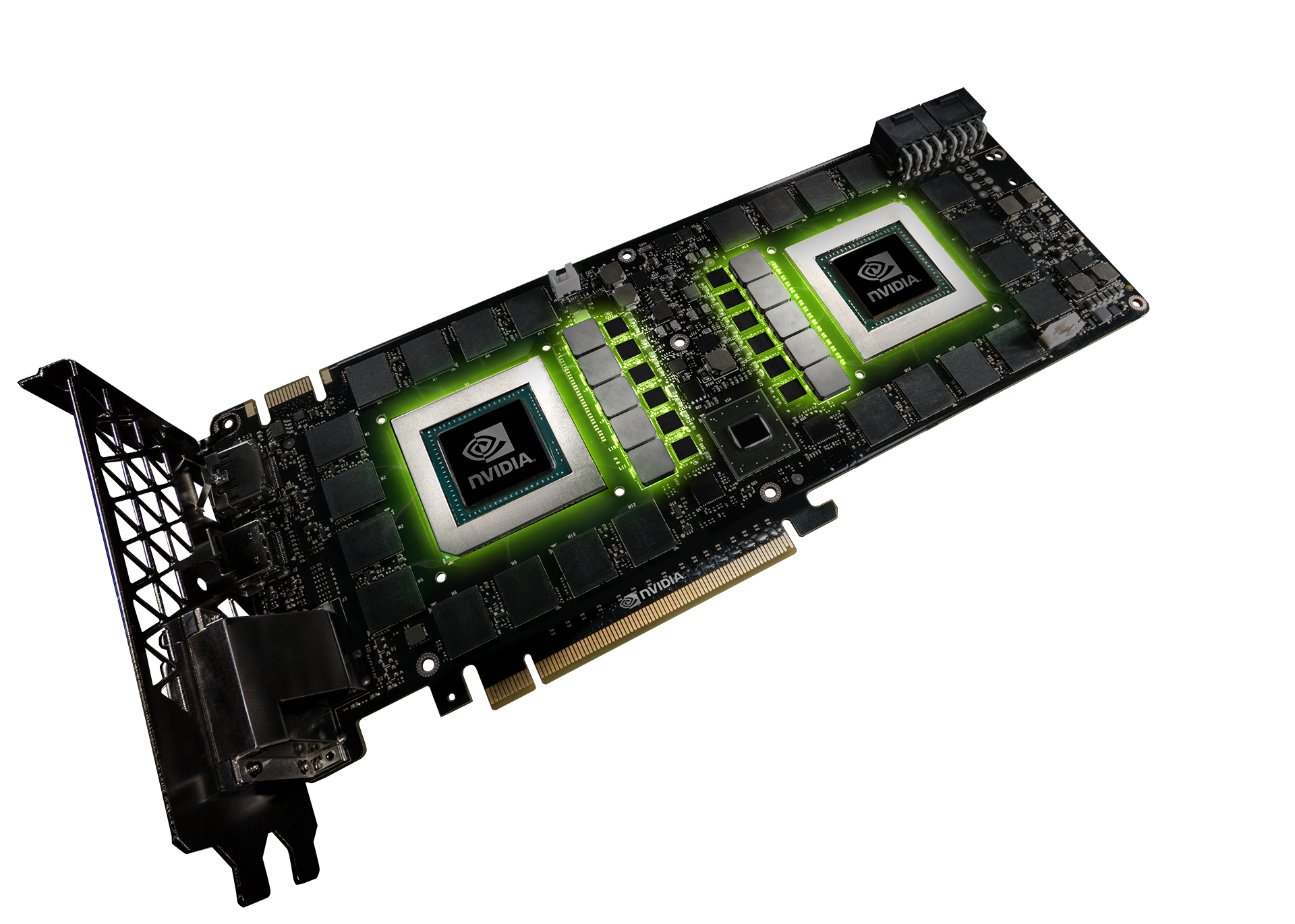 Nvidia Finally Launches The Geforce Gtx Titan Z Dual Gk110