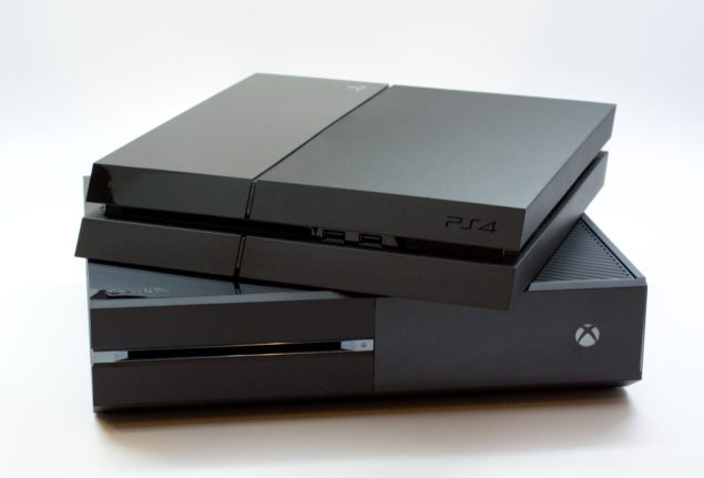 PS4  Xbox One PlayStation 4