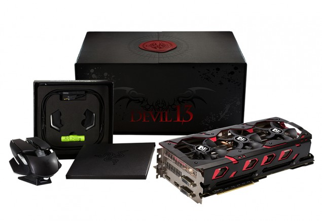 PowerColor Devil 13 R9 290X _ Box