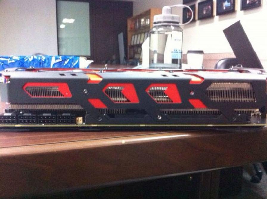PowerColor Radeon R9 295X2 Devil13 Unveiled - Monstrous PCB Design