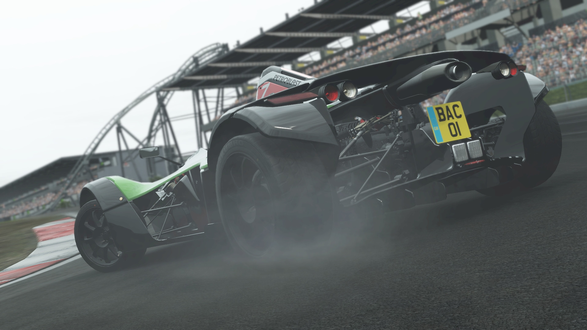 First Project CARS Screenshots From PlayStation 4 Version