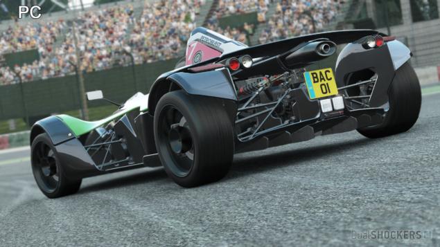Project Cars Screenshot Comperison