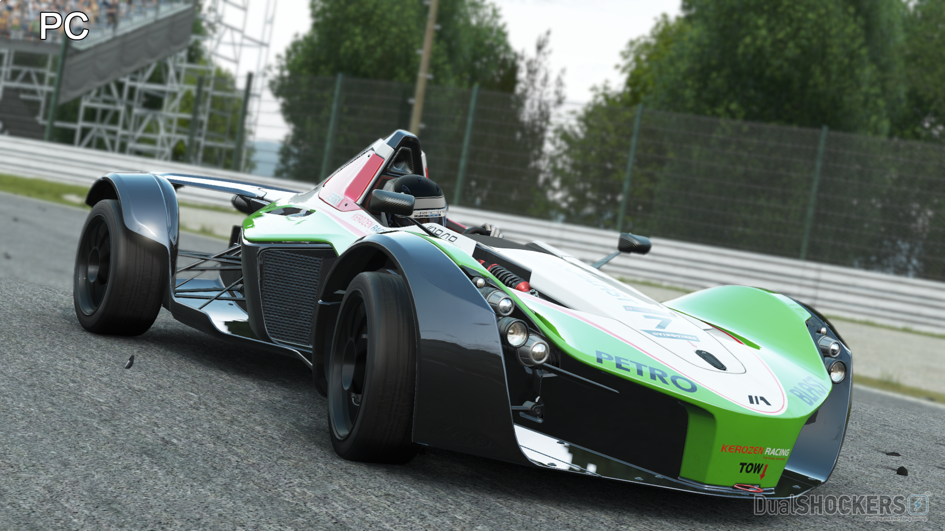 ProjectCARS PC 1 Wm