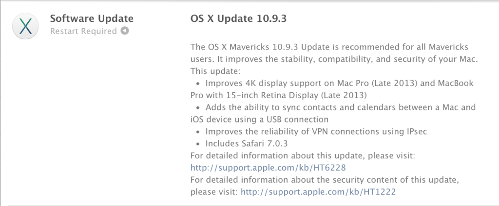 download os x mavericks 10.9.3