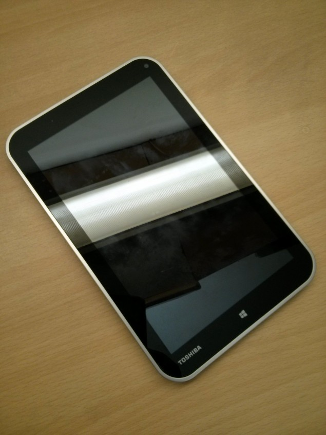 Toshiba Encore 8 Screen