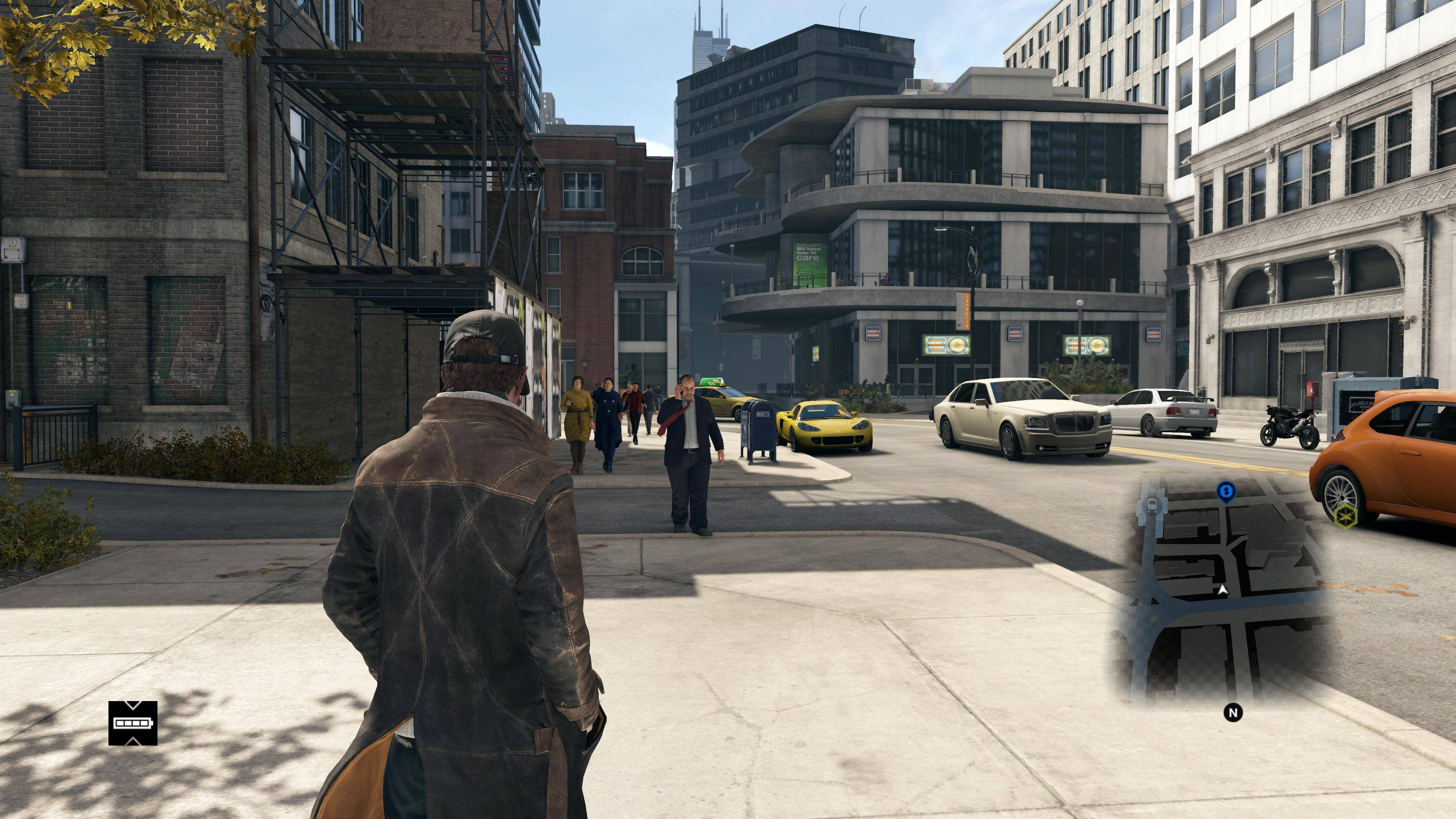 Watch Dogs  Gameply