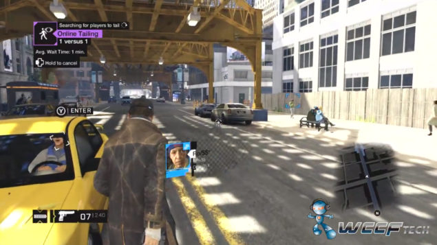 Watch Dogs Multiplayer Gameplay _2