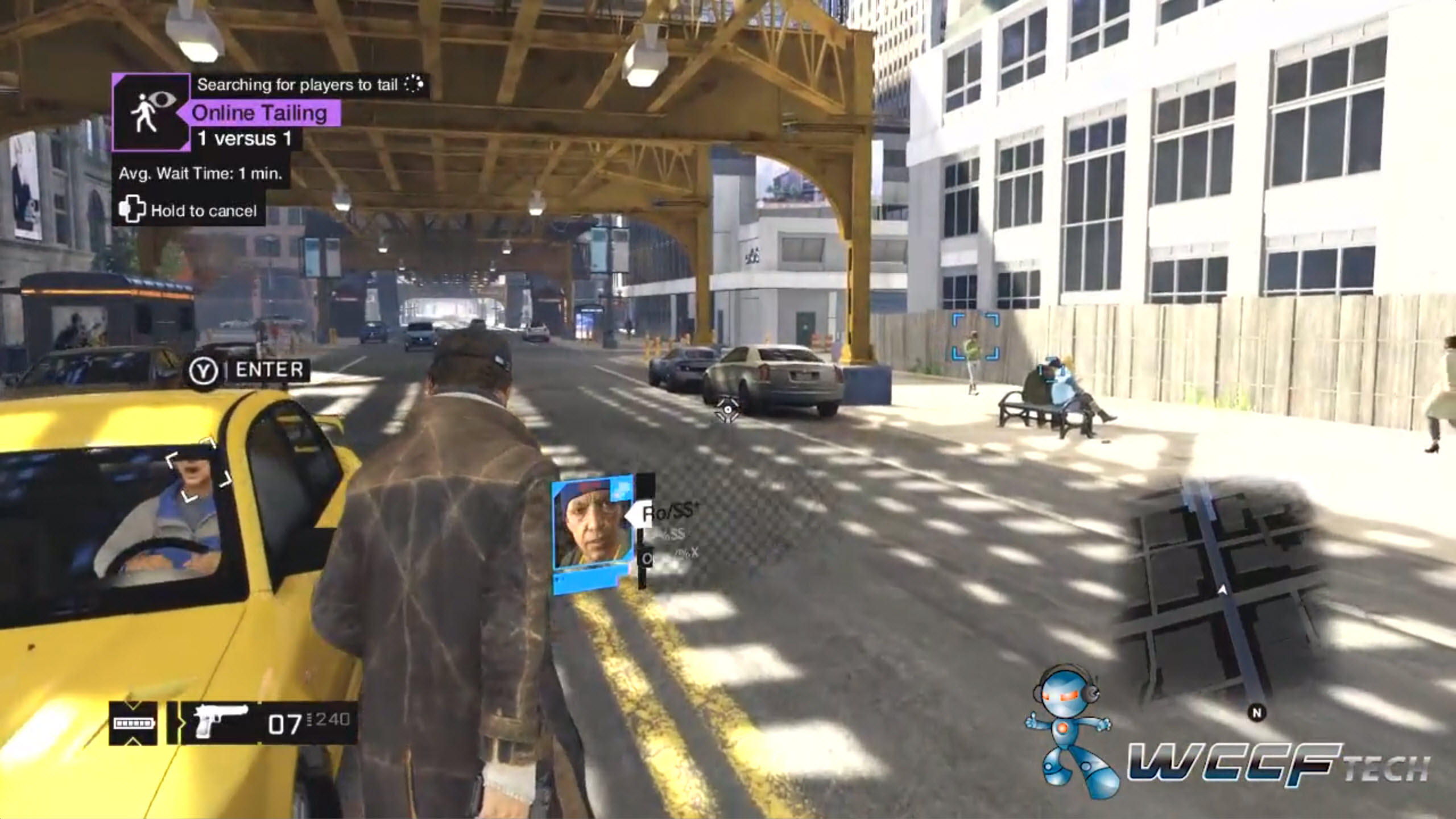 Watch Dogs  Multiplayer Fix