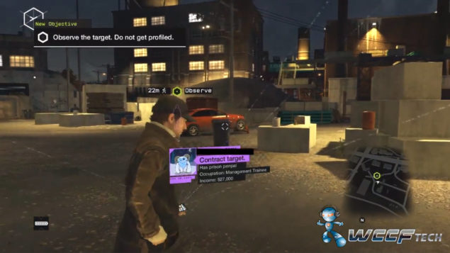 Watch Dogs Multiplayer Gameplay _4