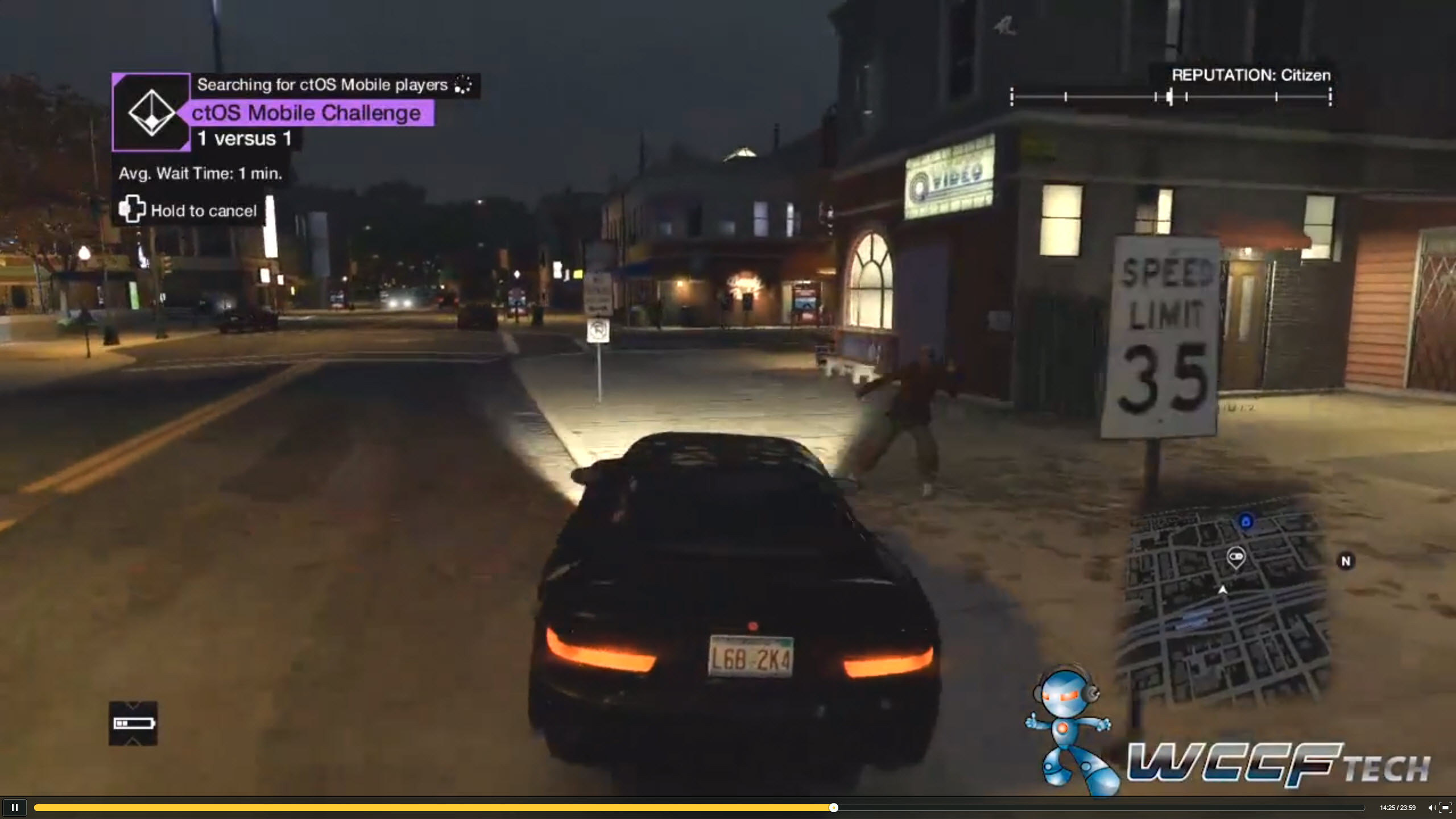 Watch Dogs  Impressions