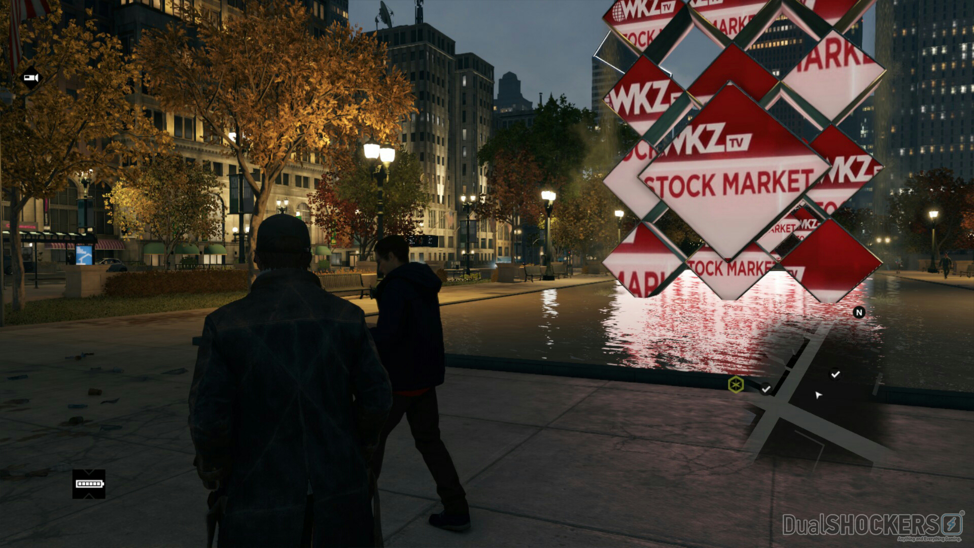Watch Dogs High Resolution Games Hd Wallpaper For Mobile: Watch Dogs PS4 Beta Version Vs GTA V Screenshot Comparison