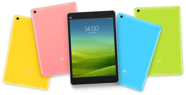 Xiaomi MiPad Tegra K1