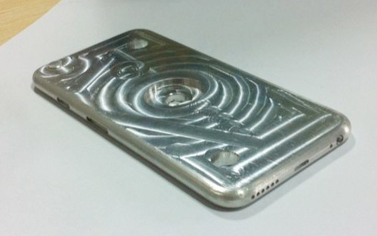 iPhone 6 mold