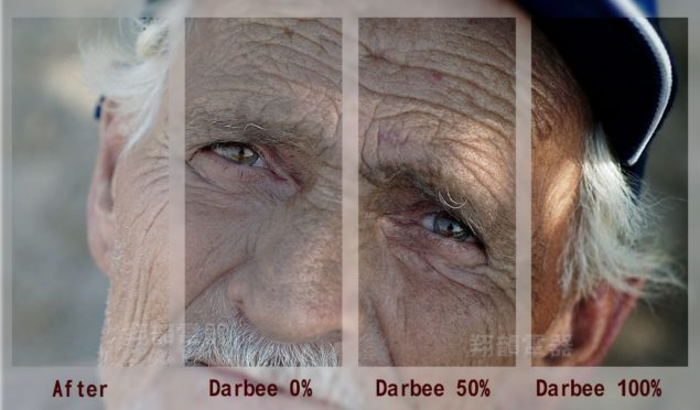Darbee Visual Presense Oldman Sample