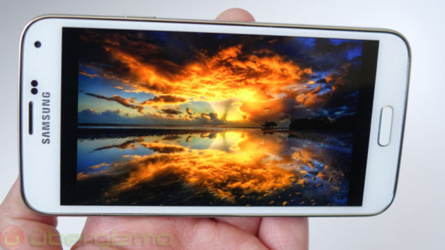 samsung Galaxy F update Galaxy S5 G900H to XXU1ANG3