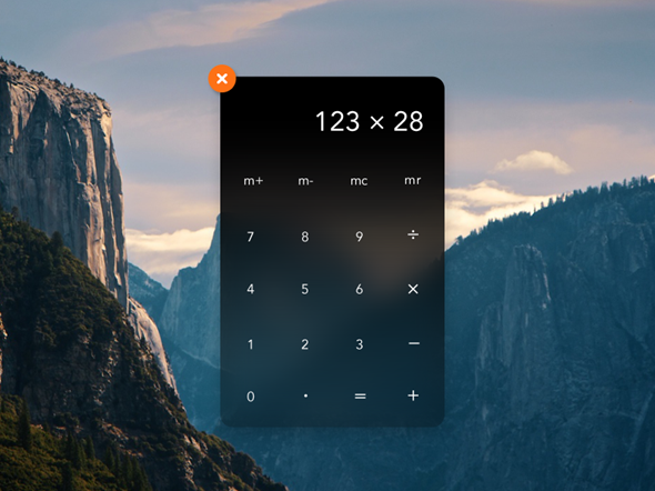 OS X Yosemite apps