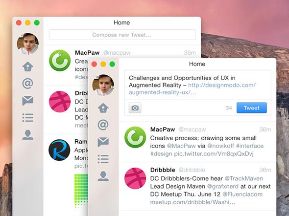 OS X Yosemite images