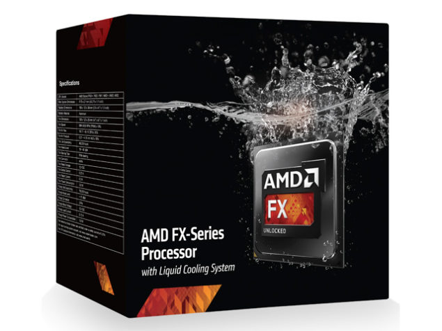 AMD FX-9590 2014 Relaunch