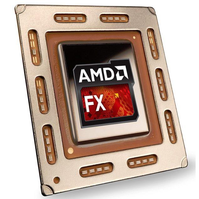 AMD FX APU Logo
