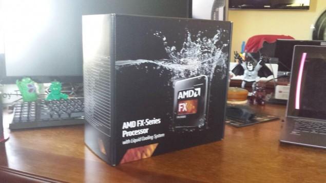 AMD FX Processor Teaser