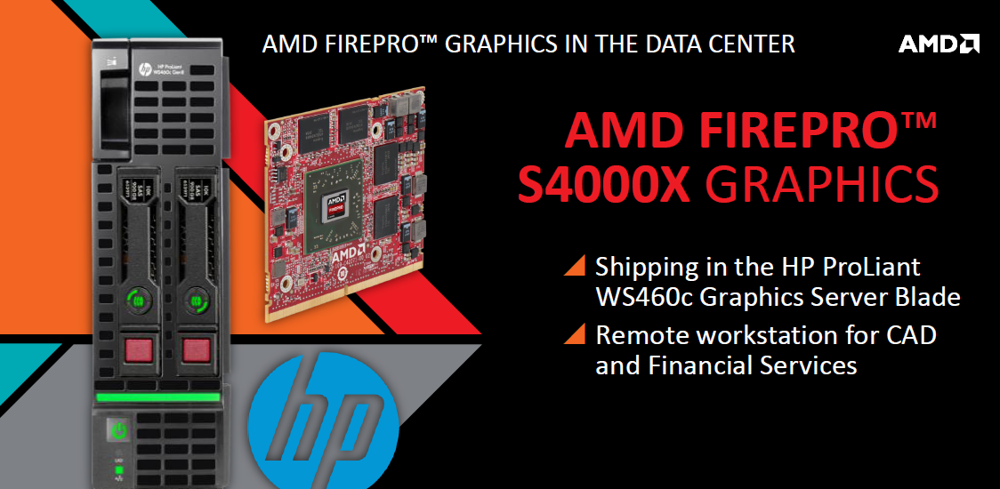 AMD To Invest More in FirePro - MXM Based FirePro S4000X and FirePro