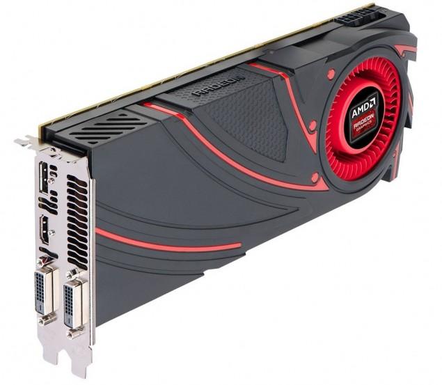 AMD Tonga Radeon R9 285X