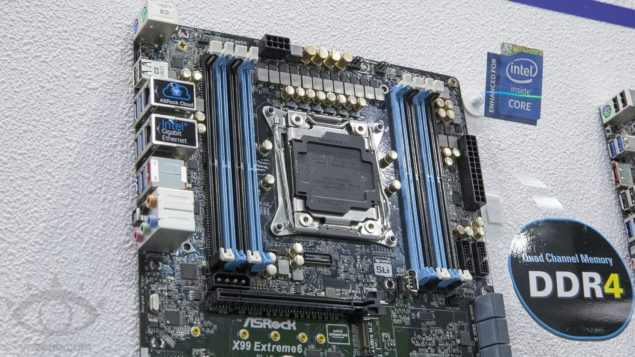 ASRock X99 Extreme 6 Motherboard