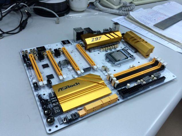 ASRock Z97 OC Formula White PCB