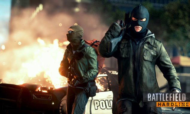 Battlefield Hardline Gameplay _5