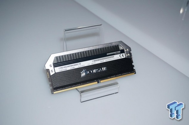 Corsair DDR4 Dominator Platinum Memory