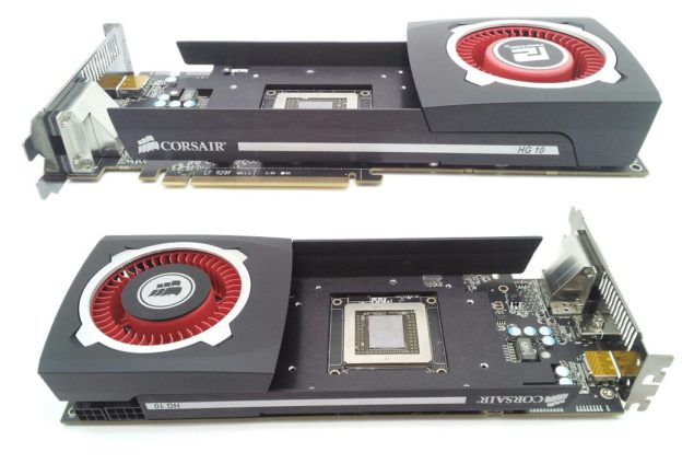 Corsair Hydro Series HG10 Graphics Card Cooler