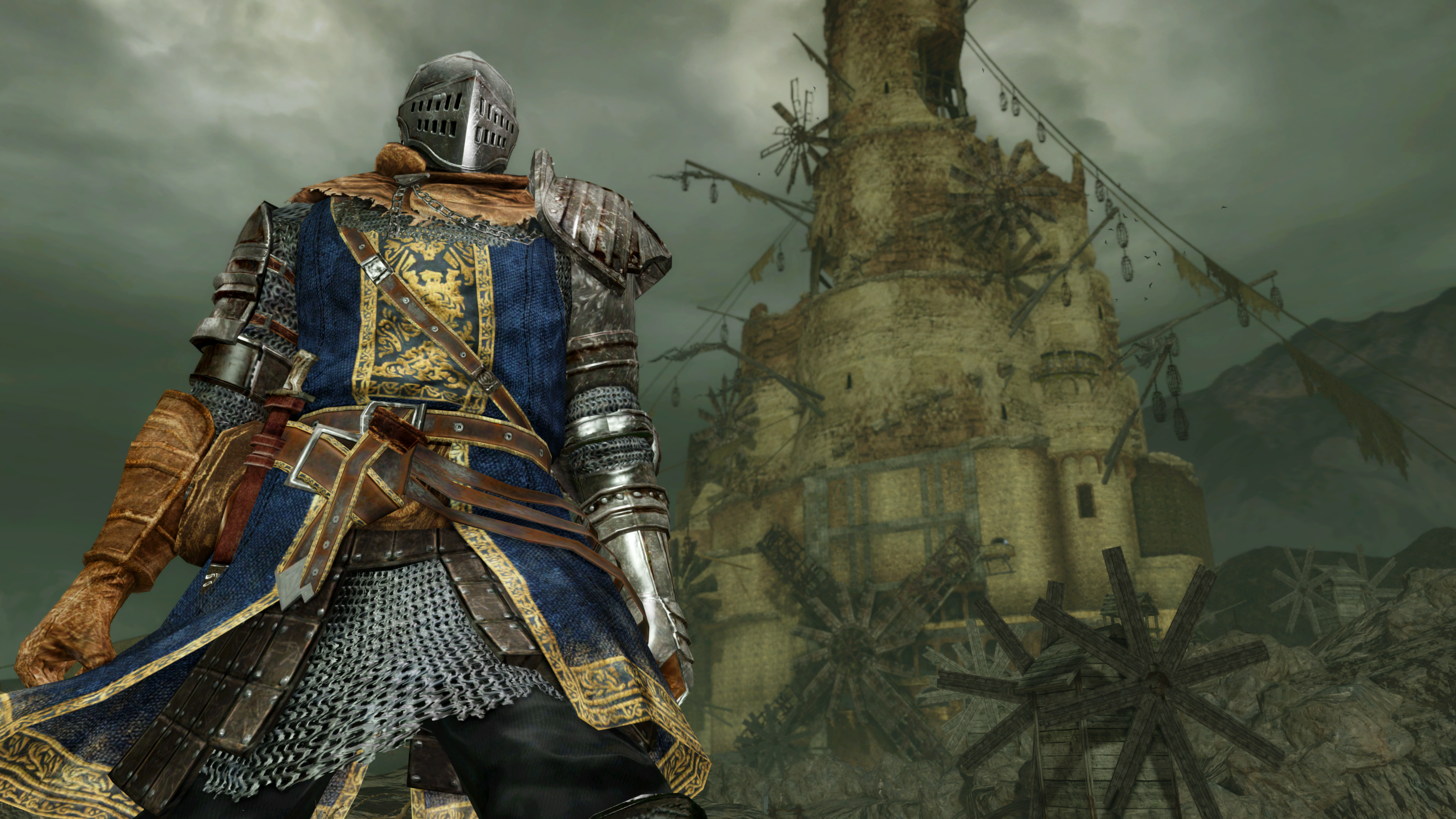 Brand New Dark Souls 2 4K Screenshots Showcase: Explore
