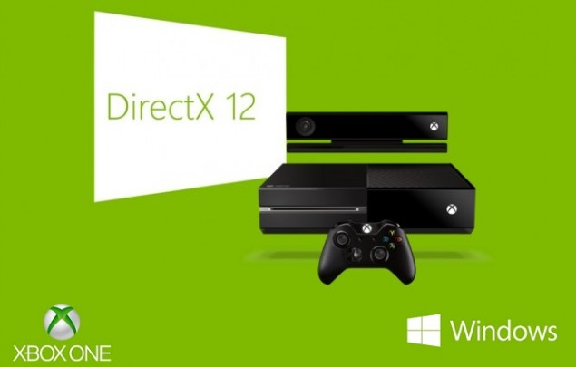 DirectX 12 Xbox One DX 12